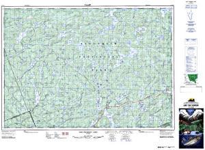 Big Trout Lake Ontario Angler S Atlas
