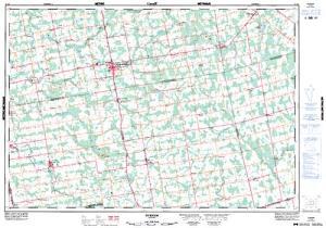 Moss Lake, Ontario | Angler's Atlas