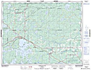 map of eagle lake ontario Eagle Lake Free Maps Angler S Atlas map of eagle lake ontario