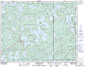 Crowduck Lake, Manitoba   Angler's Atlas
