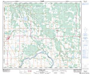 Mons Lake Alberta Anglers Atlas