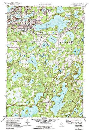 Crato Lake Anglers Atlas - Crato map