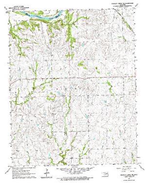 Kaw Lake Angler S Atlas