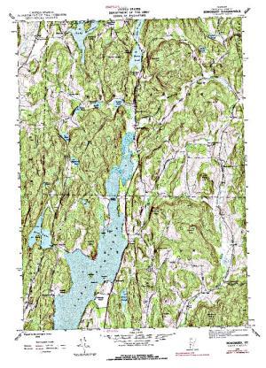 Lake Bomoseen | Angler\'s Atlas