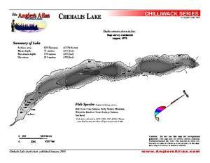 Chehalis river angler 39 s atlas for Chehalis river fishing