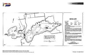moira lake fishing map Moira Lake Ontario Angler S Atlas moira lake fishing map