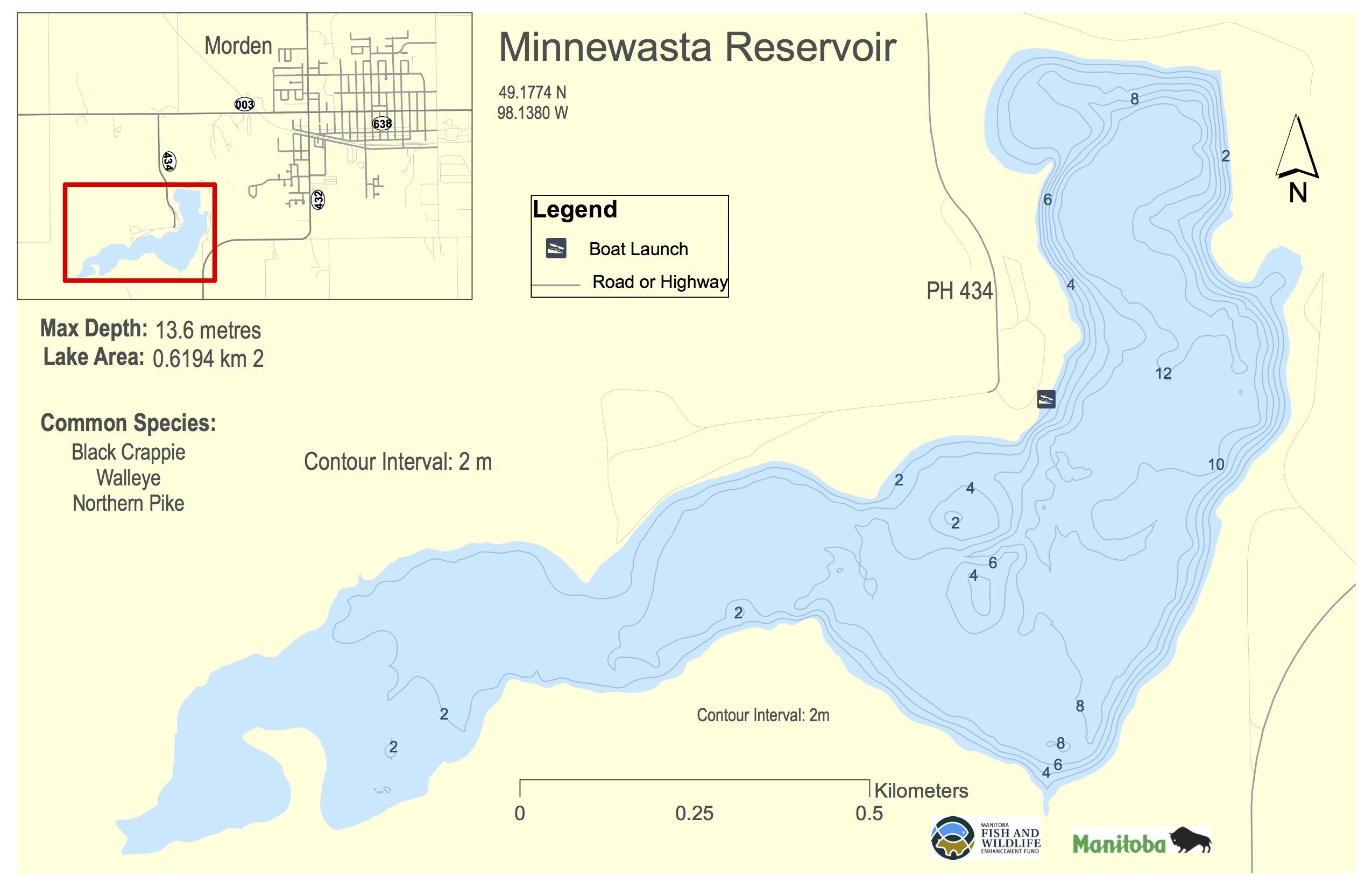 Lake Minnewasta, Manitoba | Angler's Atlas