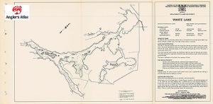 white lake ontario fishing map White Lake Ontario Angler S Atlas white lake ontario fishing map