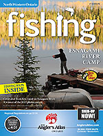 North West Ontario Fishing 2015