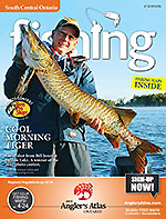 South Central Ontario Fishing 2015