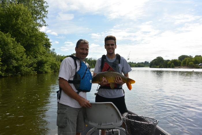 Angler 39 s atlas for Grand river fishing