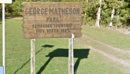 Photo thumbnail: George Matheson Park, Pembroke